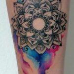 Ideas y significados de tatuajes mandala