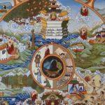 La rueda del Samsara, rueda del destino y la rueda de la vida