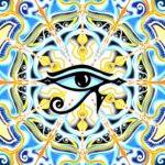 Mandala Ojo de Horus