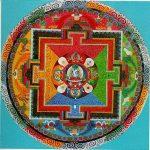 Mandalas de la prosperidad y la abundancia- Yantra