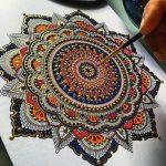 Mandala Therapy para encontrar el equilibrio