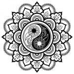 Yin Yang mandala: Significados, Imágenes, Tatuajes
